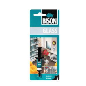 BISON Glass - lepidlo na sklo