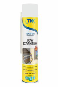 TEKAPUR LOW Expansion nízkoexpanzní PUR pěna spray